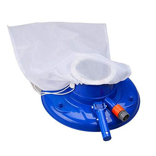 Pool Vacuum Jet, Kit De Red Portátil De Limpieza De Cabeza De Succión Herramienta De Limpieza Para Piscina, Estanque, Fuente, Bañera De Hidromasaje