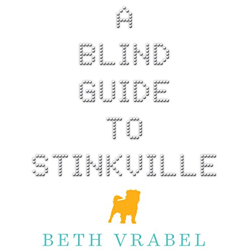 A Blind Guide to Stinkville audiobook cover art