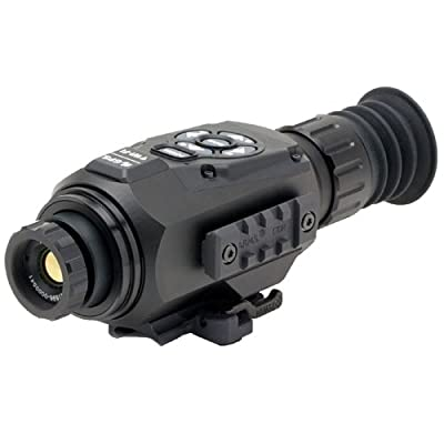 ATN ThOR-HD 640 1-10x, 640x480, 19 mm, Thermal Rifle Scope w/ High Res Video, WiFi, GPS, Image Stabilization, Range Finder, Ballistic Calculator and IOS and Android Apps