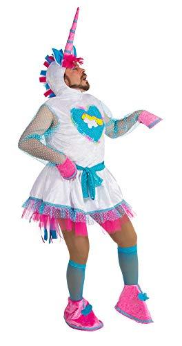 Generique - Witziges Einhorn-Kostüm