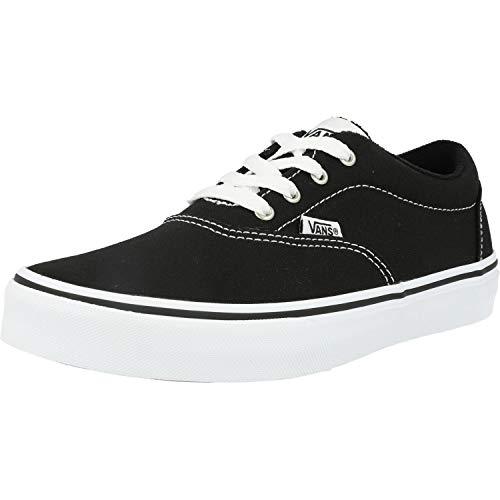 Vans Doheny, Sneaker, Canvas Black/White 187, 38 EU
