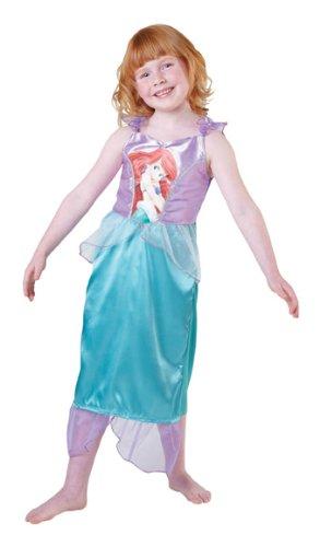 Rubie's-déguisement officiel - Disney-Déguisement Ariel Fille -Taille M- 881852M