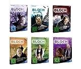 Bloch die Fälle (1-24) - Staffel 1-6 Komplett - Set [12 DVDs] - Ulrike Krumbiegel , Jonathan Dümcke Dieter Pfaff