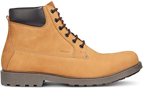 Geox Herren Thymar Girl 13 Shoe Stiefelette, Beige (biscuit), 45 EU