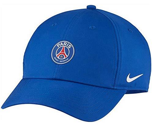 Nike - Gorra de Heritage Paris Saint-Germain para hombre, color azul