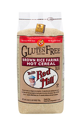 Bob's Red Mill Cereal Brown Rice Farina, 26 Oz