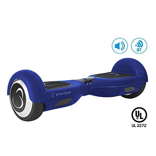 SmartGyro X2 UL v.3.0  Blue - Potente Patinete Eléctrico Hoverboard,...