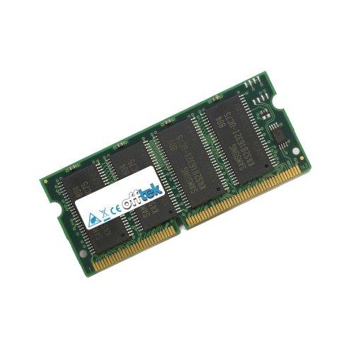 Speicher 128MB RAM für Mitac A760T Ruggedized (PC100) - Laptop-Speicher Verbesserung
