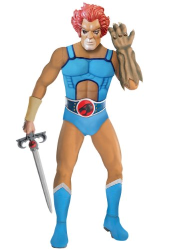 Deluxe Lion-O Adult Thundercats Costume for Men