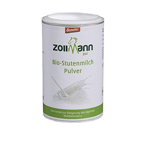 Bio-Stutenmilch Pulver 4 x 100g