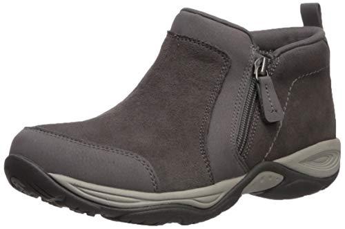 Easy Spirit Women's Evony Ankle Boot, Grey 020, 8