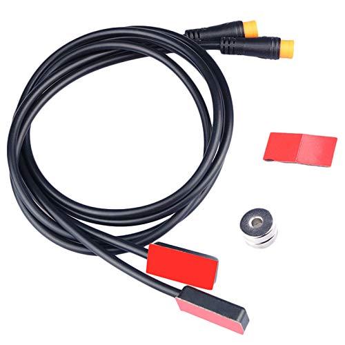 TOOGOO 2 Unids Sensor de Freno de Bicicleta Eléctrica Cortar Sensor de Freno para Bafang Bbs01 Bbs02 Bbshd Bbs01B Bbs02B Motor de Transmisión Mediada