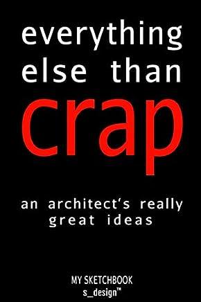 Notizbuch / Skizzenbuch für Architekten, Designer, Architektur / Design Studenten: [120 Seiten weisses blanko Papier]