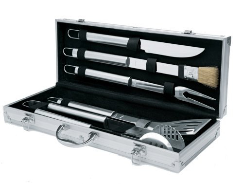 Electrolux 50292968000 Barbecue in Acciaio Inox
