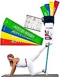 Fitnessbänder Set 4-Stärken by ActiveVikings -...