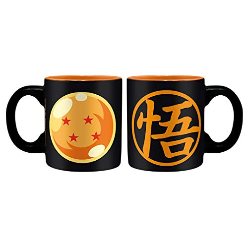 ABYstyle - Dragon Ball Z - Shot Glass Gift Set (Includes Shot Glass, Drinking Glass, and Espresso Mug)