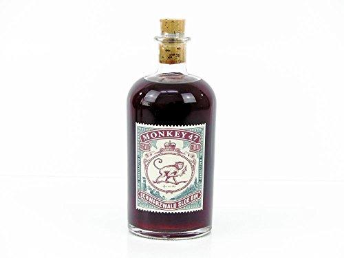 Monkey 47 Schwarzwald Sloe Gin 29% 0,5L