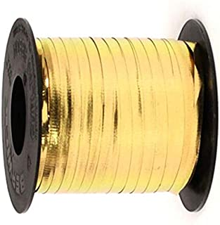 Altın Renk 8 mm Metalik Rafya 150 Metre