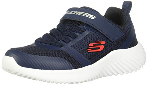 Skechers Bounder Zallow Armada/Negro Textil EU 33