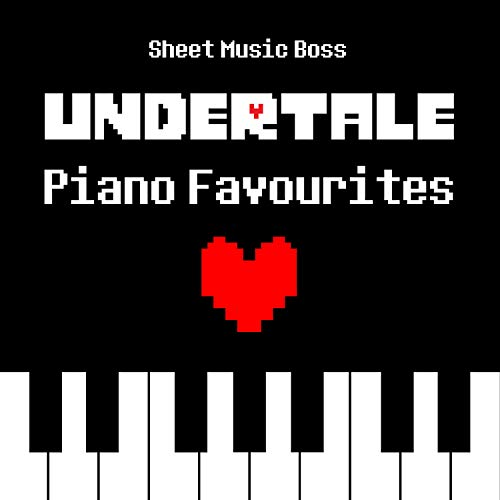Undertale Piano Favourites