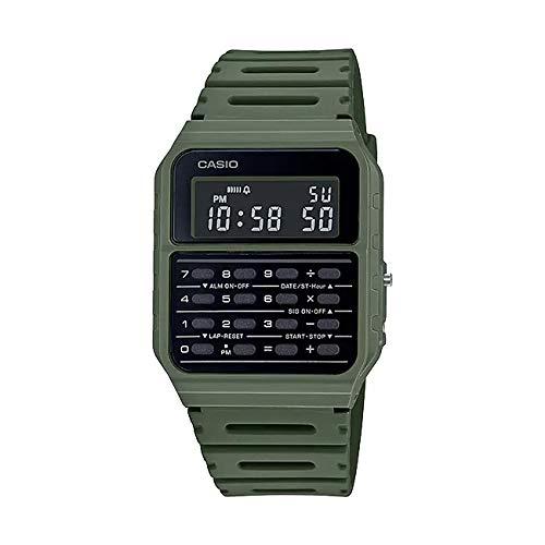 並行輸入品 日本未発売 CASIO カシオ スタンダード CA-53WF-3B 腕時計 メンズ レディース キッズ 子供 男の...