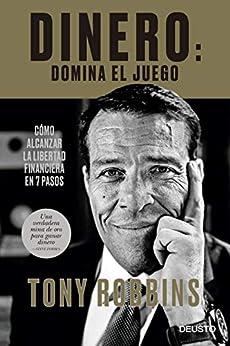 Book's Cover of Dinero: domina el juego: Cómo alcanzar la libertad financiera en 7 pasos Versión Kindle