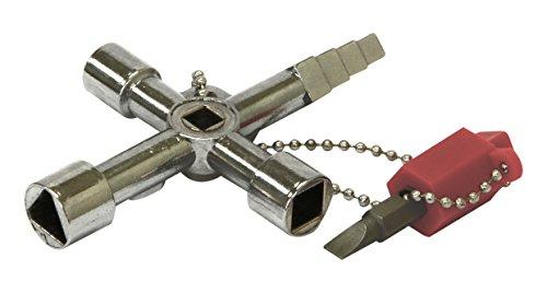 Rolson 35976Universal Werkzeugschlüssel
