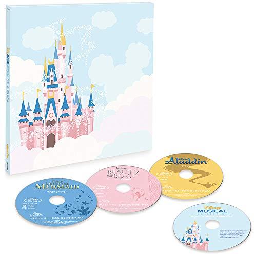 ディズニー ミュージカル・コレクション <ブルーレイ+CD> Vol.1 [Blu-ray]
