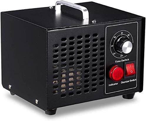 Fira Woo Generador de ozono Comercial O3 Purificador de Aire Ozonizador Máquina Desodorante para purificador de Aire (3500mg/h)