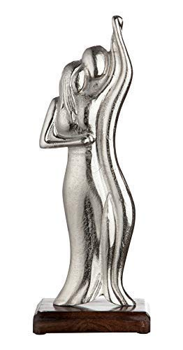 GILDE Figura - Tanzrunde - Geschenk für Frauen - Geburtstagsgeschenk H 40 cm