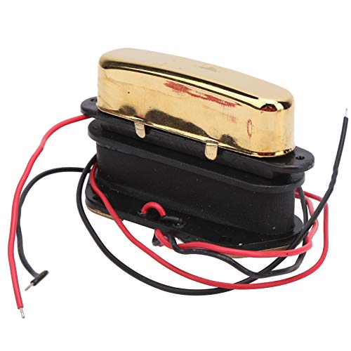 Bridge Pickup, Solid Excellent Alnico 5 Magnet Gitarren Pickup, für E-Gitarren-Musikliebhaber