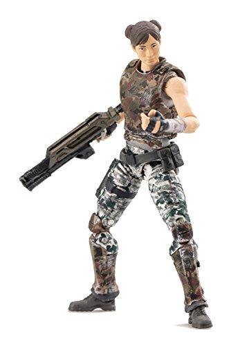 Hiya Toys Aliens Colonial Marines : Bella 1:18 Scale 4 Inch Acton Figure