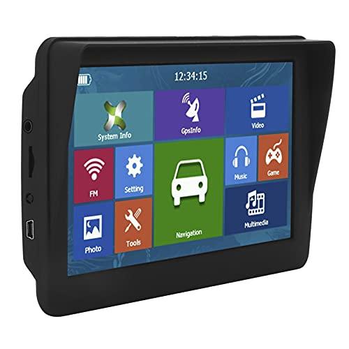 7in Car Navigator GPS 256MB + 8G Reproductor multimedia...
