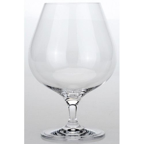 BergHOFF Hotel Line Bistro Lot de 6 verres à cognac, 660 ml