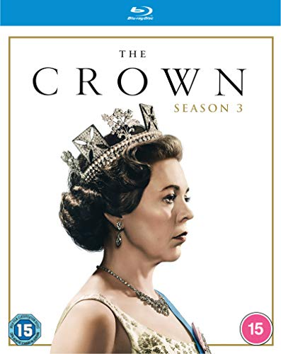 The Crown - Season 03 [Blu-ray] [2020]