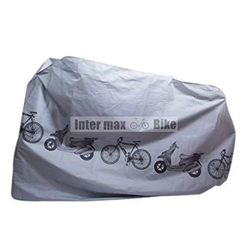 Vkospy Copertura Impermeabile PEVA Bike Protector della Bici di Montagna della Bicicletta di Copertura Anti-Polvere Pioggia Protezione UV