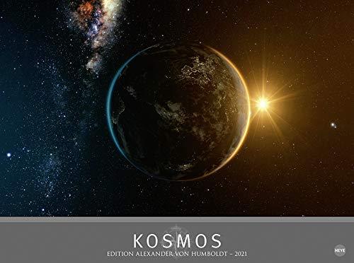 Kosmos - Edition Alexander von Humboldt - Kalender 2021 - Heye-Verlag - Fotokalender mit spektakulären Aufnahmen - Wandkalender 78 cm x 58 cm