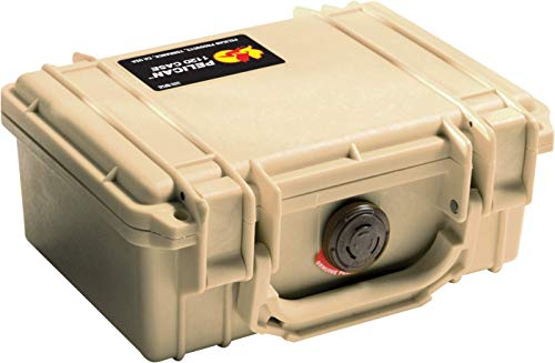 Pelican 1120 Protector Case With Foam (Desert Tan)