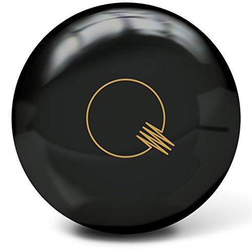 Brunswick Quantum Classic Black Bowling Balls, Classic Black, 15 lb