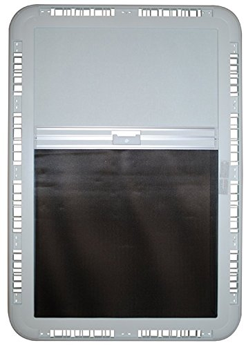 Dometic Heki 2 Innenrahmen kpl. mit Anbauteilen grau