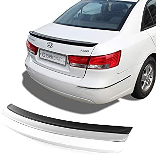 LIGHTKOREA Gubin Rear Wing ABS Spoiler 5 Color for Hyundai Sonata 2005 2010 (Sleek Silver)