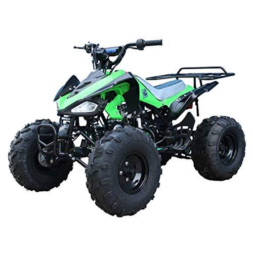 X-PRO 110cc ATV Quad Kids ATVs Quads 110cc 4 Wheeler Youth ATVs (Green)