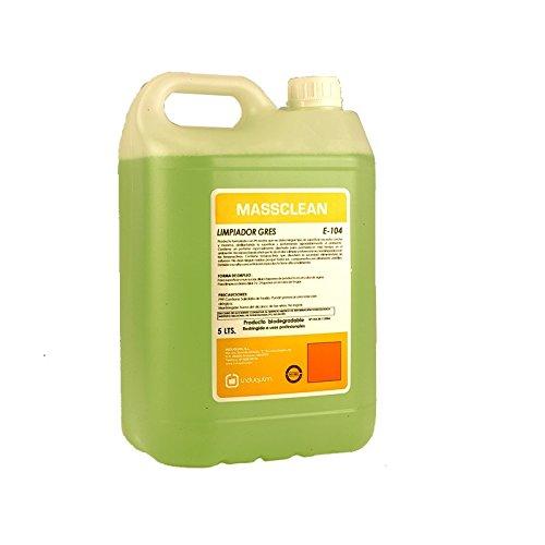 Fregasuelos OLOR MANZANA Jabón Limpiador ESPECIAL GRES, 5 LITROS, Producto con PH...