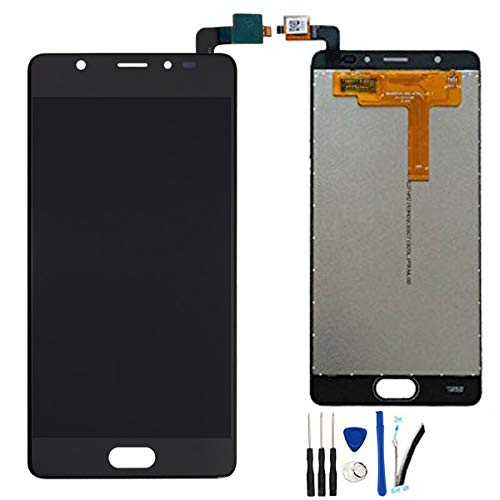 """LCD + Touch Replacement for BLU Life One X2 L0090UU L0091UU 5.2"""" Display Screen Digitizer Glass Assembly (Black)"""