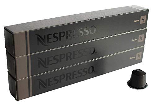 Nespresso Espresso Roma–30Capsule