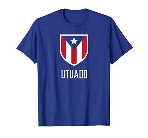 Utuado, Puerto Rico - Rican Camiseta T-shirt