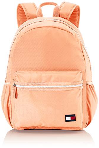 Tommy Hilfiger - Kids Core Backpack, Mochilas Unisex Niños, Naranja (Melon Orange), 1x1x1 cm (W x H L)