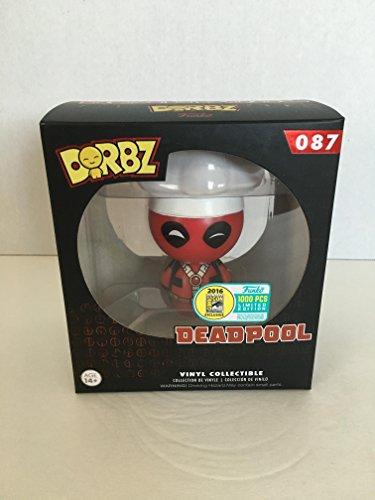 Funko - Figurine Marvel - Chef Deadpool Exclu Dorbz 8cm - 0849803076498
