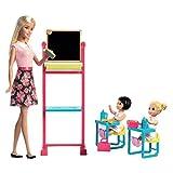 Muñeca Mattel maestro de escuela y su clase 2020/2021