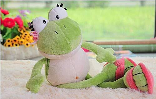 geo-versand Geocaching Maskottchen Stofftier Frosch Plush Plüschtier Frog Geschenk Signal